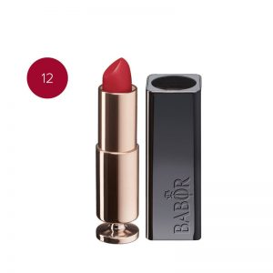Babor Matte Lip Colour 12 deep red
