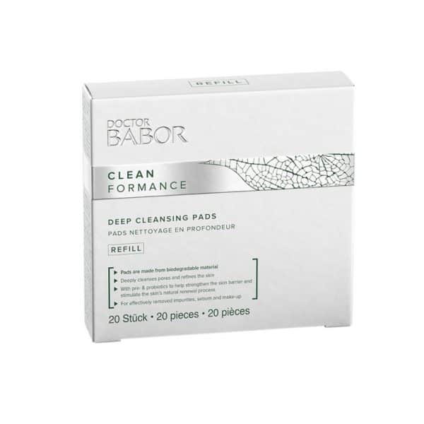 Babor Deep Cleansing Pads Refill